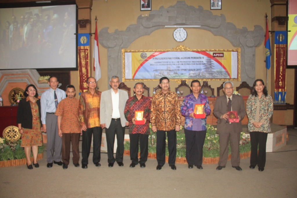 Konferensi APHK Ketua MA 16 April 2015