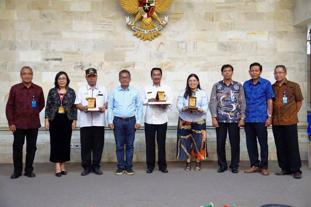 LPPM Universitas Udayana Selenggarakan Seminar Inovasi Unud Bangun Desa 2019
