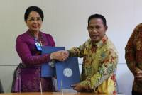 Unud Extends Collaboration with West Sumbawa District Government