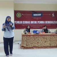 Elections Committee of FISIP Students Held Workshop entitled