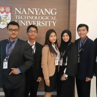 7 Students of Faculty of Social Science and Political Science UNUD Goes to Nayang Technological University (NTU) Singapore