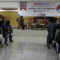 The Training of Entrepreneurial Student Program Faculty of Agriculture 2016