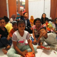 Celebrating National Education Day, Faculty of Arts Students Visited an Orphanage
