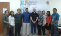 MATHEMATIC DEPARTMENT OF UDAYANA UNIVERSTY CONDUCTED A GUEST LECTURE