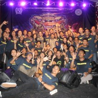 Faculty of Tourism Udayana University Held The Fourth of Night Event Creativity and Arts Students