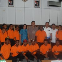 The Study Exchange of Papua's High School and Vocational School Students to Udayana University