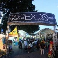 Udayana Agriculture Expo 2016 is full of visitors