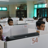"8796 Participants Did National Test to Win 1100 ""Chairs"" in Udayana University"