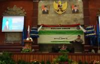 Rector of Udayana University: BPK RI Demanded to Build the Better Good Governance