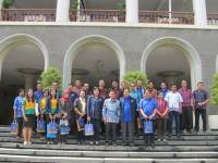 UNUD GOES TO UGM AND UNS: Visitation and Consultation on Mono and Multi-disciplinary in S2 / S3 Study Program Governance System