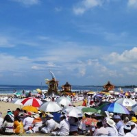 Marine Tourism Seminar Topic about Balinese Relationships to Marine Environments