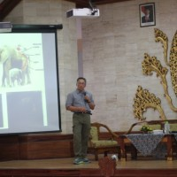"Students Interested in Rothschildi Wild Animal Profession of BEM FKH UNUD Held a Seminar and National Workshop about ""Reproduction in Wildlife"""
