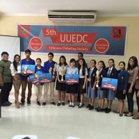 Udayana Debating Society Held the 5th UUEDC