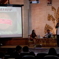 In Attempt to Stop Drug Abuse, BEM PM of Udayana University Held Anti-Drug Talk Show