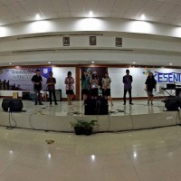 210 Udayana New Students Showed Their Talents in the UKM Kesenian Show 2015