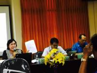 FIB Workshop Conducted Preparation of Master's and Doctoral Study Guidelines