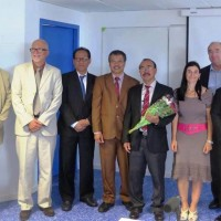 Two Lecturers From Tourism Department Udayana University Examined A Dissertation In France