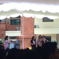 Udayana University Celebrated the Main Event of It's 53rd Anniversary