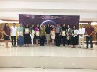 BEM FISIP Unud  Succesfully Conducted Awarding Night