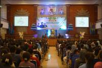 The 55th Dies Natalis of Udayana University Successfully held a National Youth Seminar