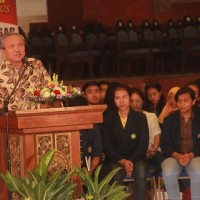 MPR Goes to Campus Visits Udayana University