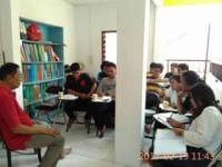 SCIENCE HISTORY STUDY PROGRAM  INVITE THE STUDENTS IN ORDER TO MAKE A POLICY RESEARCH  IN SUMERTA VILLAGE