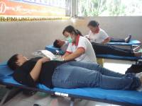 UKM KSR-PMI (Indonesian Red Cross) Udayana University Held Blood Donation
