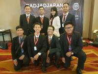 Seeking Experience in Diplomacy, 10 Students of Udayana University Follow Padjadjaran Model United Nations