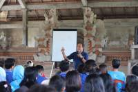 Enliven 34th Anniversary, Biology Study Program Invites Banjar Juga Mas Ubud to Manage the Environment