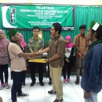 Inauguration of the Islamic Students Association (HMI) of Denpasar Branch, by the Commissariat of the Faculty of Cultural Science -Tourism of Udayana University