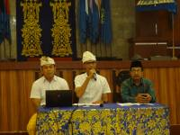 VISIT OF ISLAMIC EDUCATION FOUNDATION AL-HISYAMI MADRASAH ALIYAH SUNAN KALIJOGO KRANDING - MOJO - KEDIRI