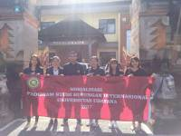 INTERNATIONAL RELATIONSHIP DEPARTMENT HELD COLLEGE SOCIALIZATION IN SMA NEGERI 1 GIANYAR