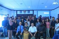 INTEREST IN THE PROFESSION OF ROTHSCHILDI: FKH UDAYANA UNIVERSITY SUCCESSFULLY HELD THE INTERNATIONAL WORKSHOP