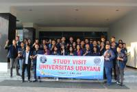 The Need for Increasing Insight in the Management of Student Organization, DPM-PM Unud conduct Study Visit to UNDIP and UGM