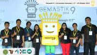 TI Udayana Successfully Entered the Final of Gemastik 9 in University of Indonesia