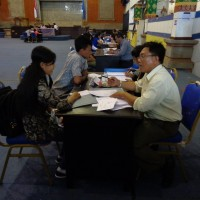 File Verification and Interview for the Bidikmisi Applicants of SBMPTN Line 2015