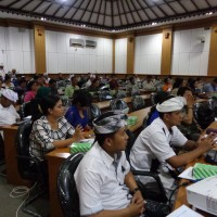 "E-OFFICE TRAINING AND OFFICIALS AGENDA ON ""IMISSU"" WEBSITE  OF UDAYANA UNIVERSITY"