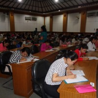 Ability Test Field for Hiring Contract in Udayana University
