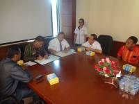 Lembata District Government, NTT Extended Memorandum of Understanding with Unud