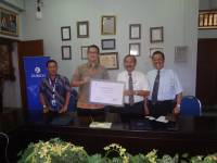Unud Made a Cooperation with PT Zurich Insurance Indonesia