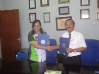 SMK Penerbangan Cakra Nusantara Signed a MoU with Udayana University