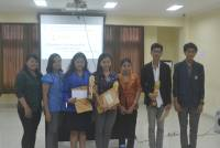 STUDENTS OF PHYSIOTHERAPY AASSCIOATION TO HOLD SCIENCE ESAI CONTEST FOR PROMOTION
