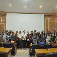 Magister of Environmental Science of Post Graduate Program   of Udayana University and Ryuskyus University of Japan   Held an International Seminar
