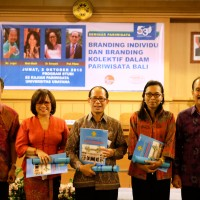 Success, Bali Tourism Branding Seminar in Unud