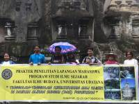 HISTORY SCIENCE DEPARTMENT INVITES STUDENTS DOING RESEARCH AT THE PAKERISAN WATERSHED