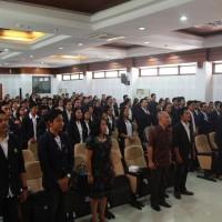 INSTITUTE OF ECONOMIC AND BUSINESS STUDENTS FAKULTAS MUSMA TITLE XVIII