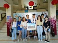 CTTC Unud - Nanchang Normal University Holds a Cultural Photo Exhibition