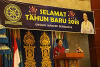 RECTOR IMPROVED FOUR INDICATORS WHICH NEED TO UPDATE BY UDAYANA UNIVERSITY