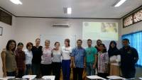 Academic Orientation For German Students Towards The Lecture Of International Class In S-2 Study Program Of Tourism Studies, Udayana University