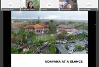 Welcome Ceremony of Winter Semester 2020 for Udayana University GoBali Program